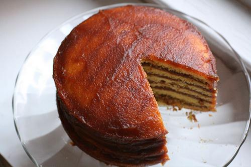 Diabetes Apple Cake