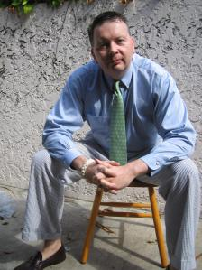 John King, host of the Drunken Odyssey podcast.